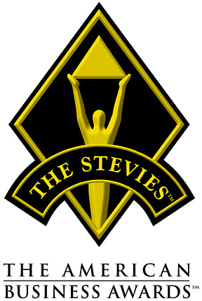 "Logo of ""The Stevies"" - The American Business Awards"