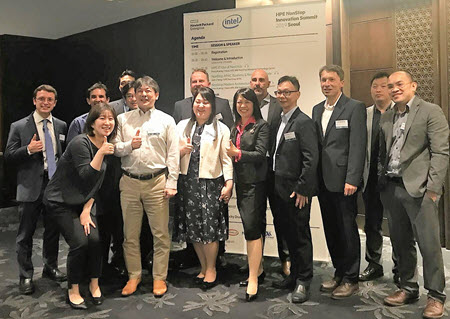 HPE NS Innovation Summit 2019 Seoul